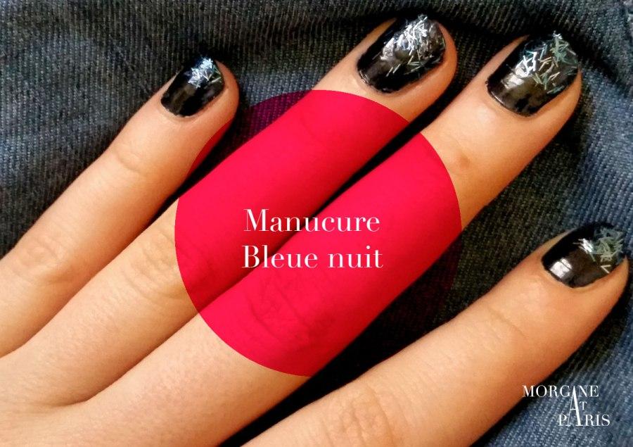 manucure_bleue_nuit_pailettes
