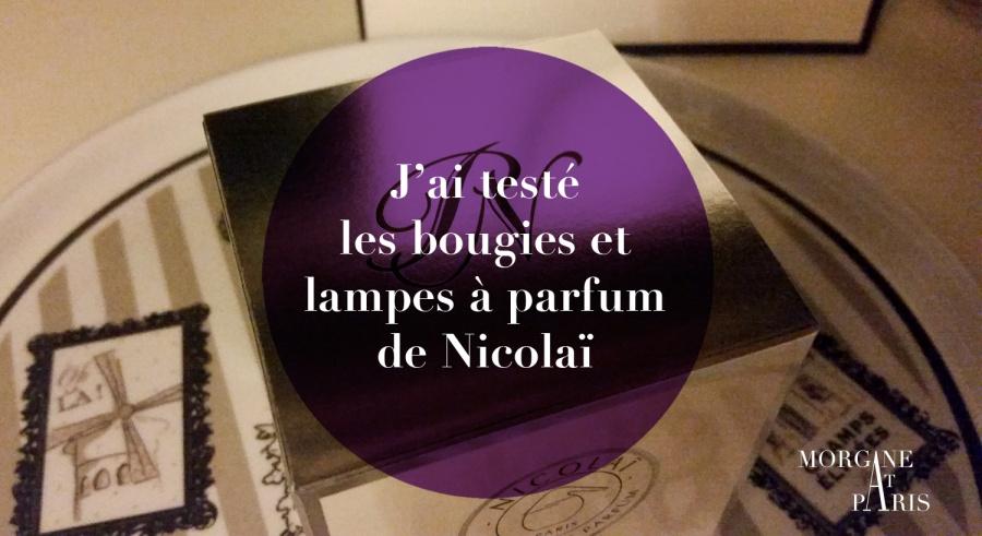 nicolaï créateur de parfum par Morganeatparis